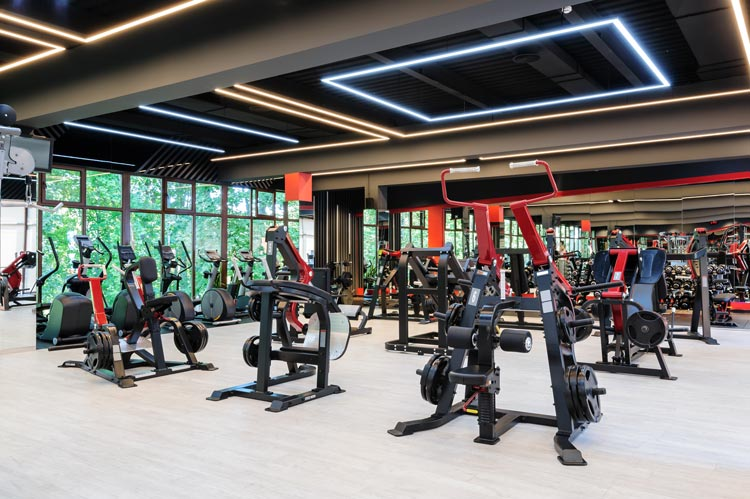 10 Tips in Designing Your Commercial Gym - Primo Fitness