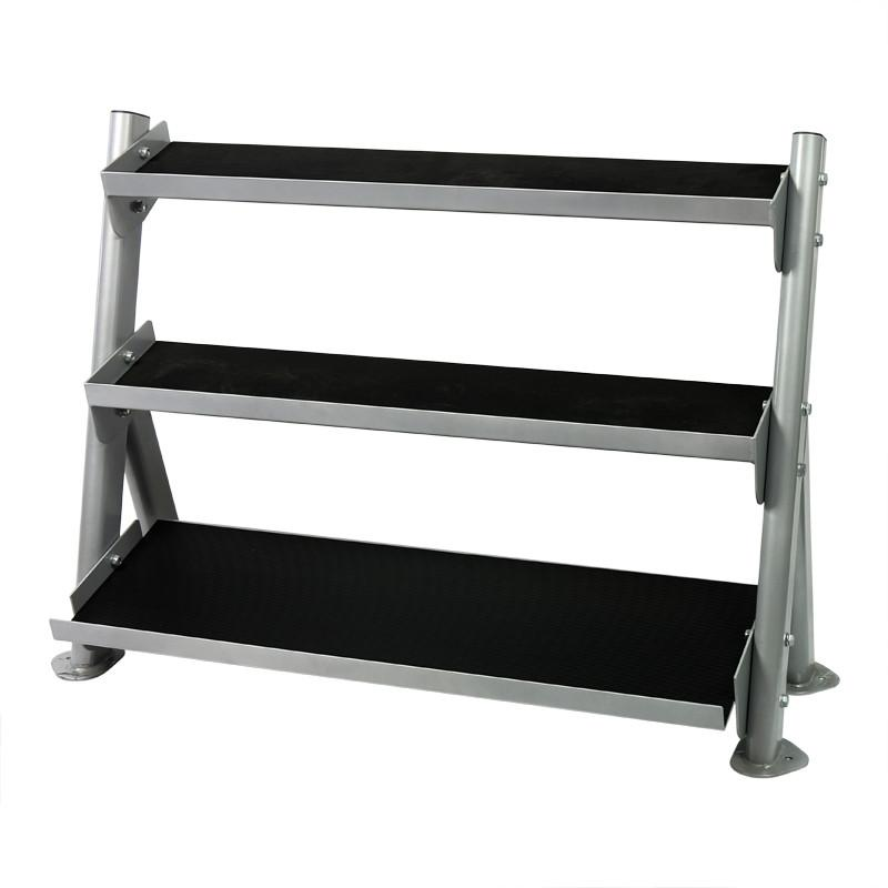 American Barbell 3 Tier Hex Rack
