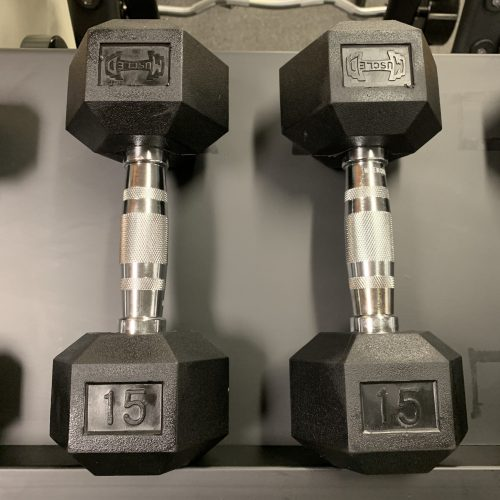 Muscle D Hex Dumbbell Pairs