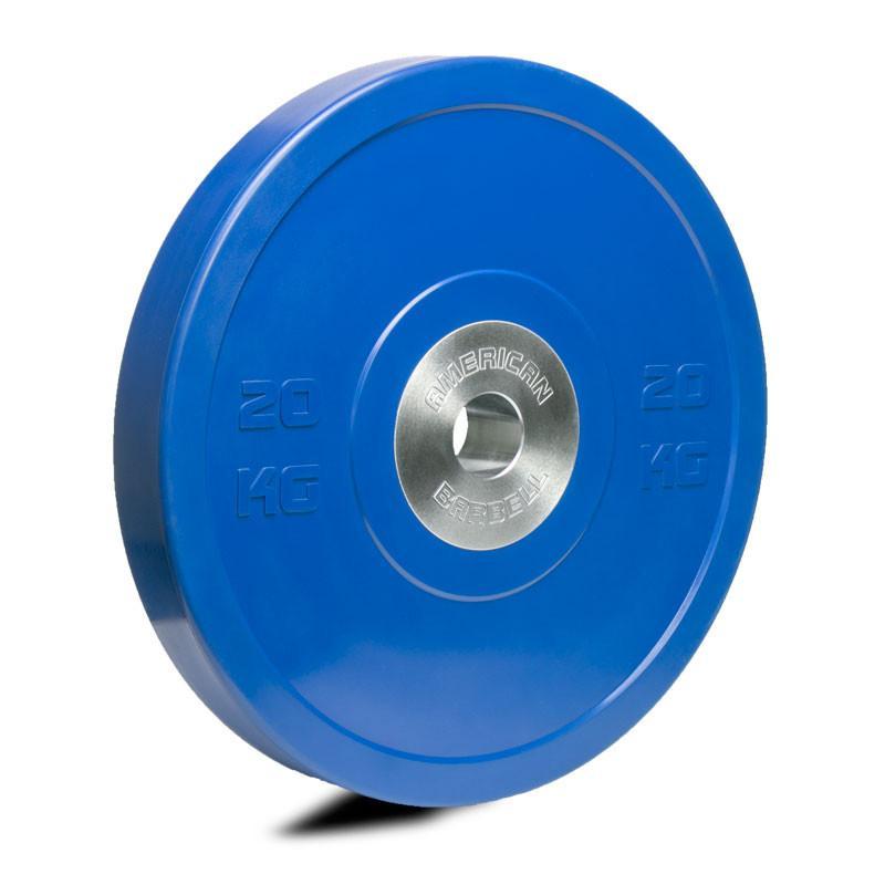 AB Color KG Training Bumper Plates