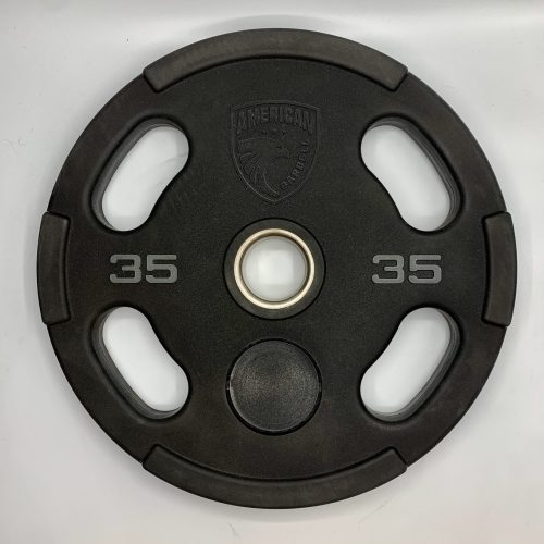 American Barbell Urethane Olympic Plates