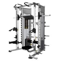 Functional Trainer and Smith Machine