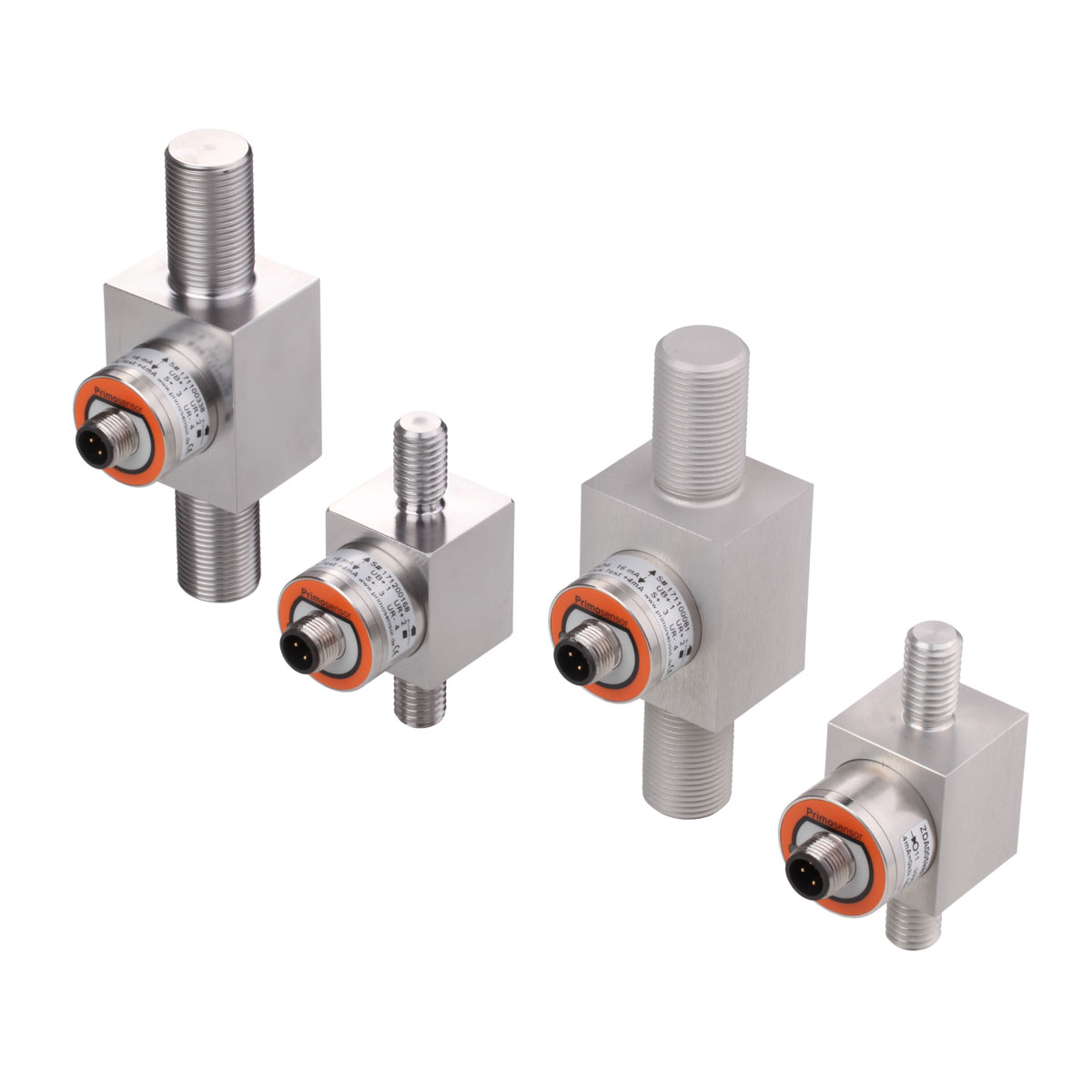Zda Tension And Compression Force Transducers Primosensor