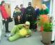 halloween staff