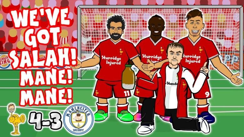 Va avea Mane un sezon mai bun decât Salah 3