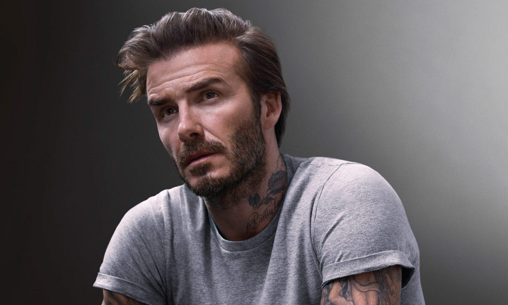 David Beckham. Sursă foto: hdqwalls.com