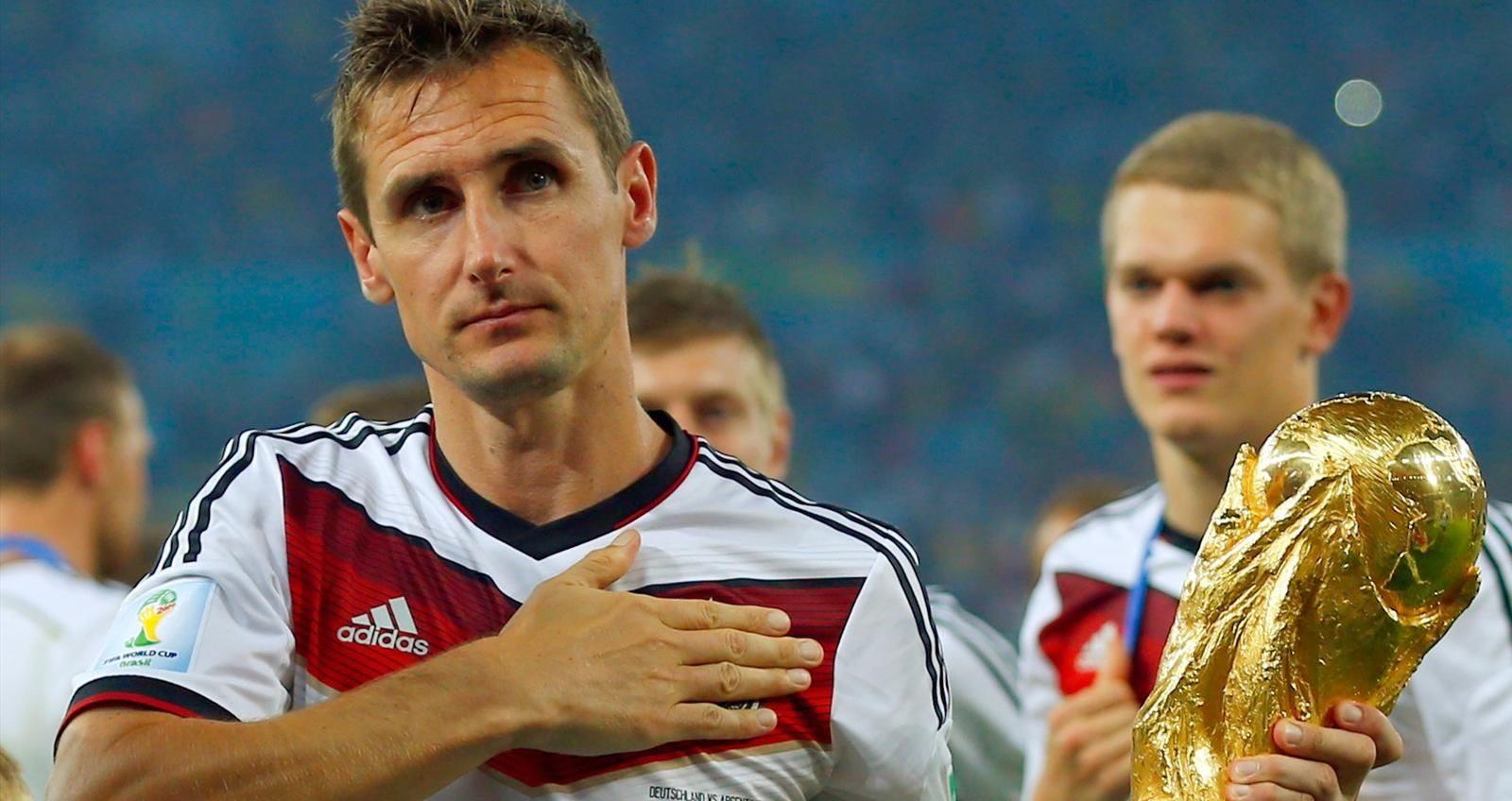 Miroslav Klose. Sursă foto: eurosport.com