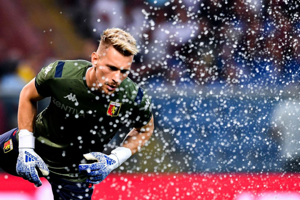 Ionuț Radu. Sursă foto: sport.ro