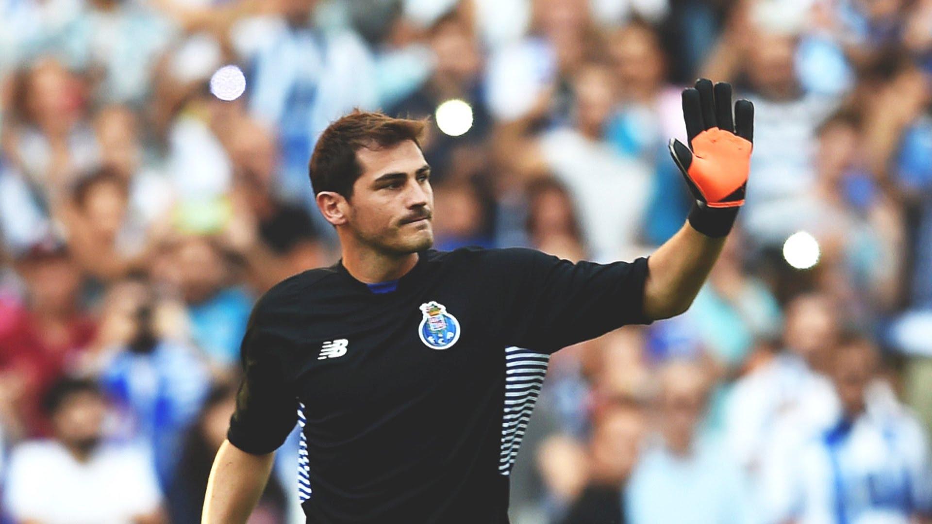 Iker Casillas. Sursă foto: goal.com
