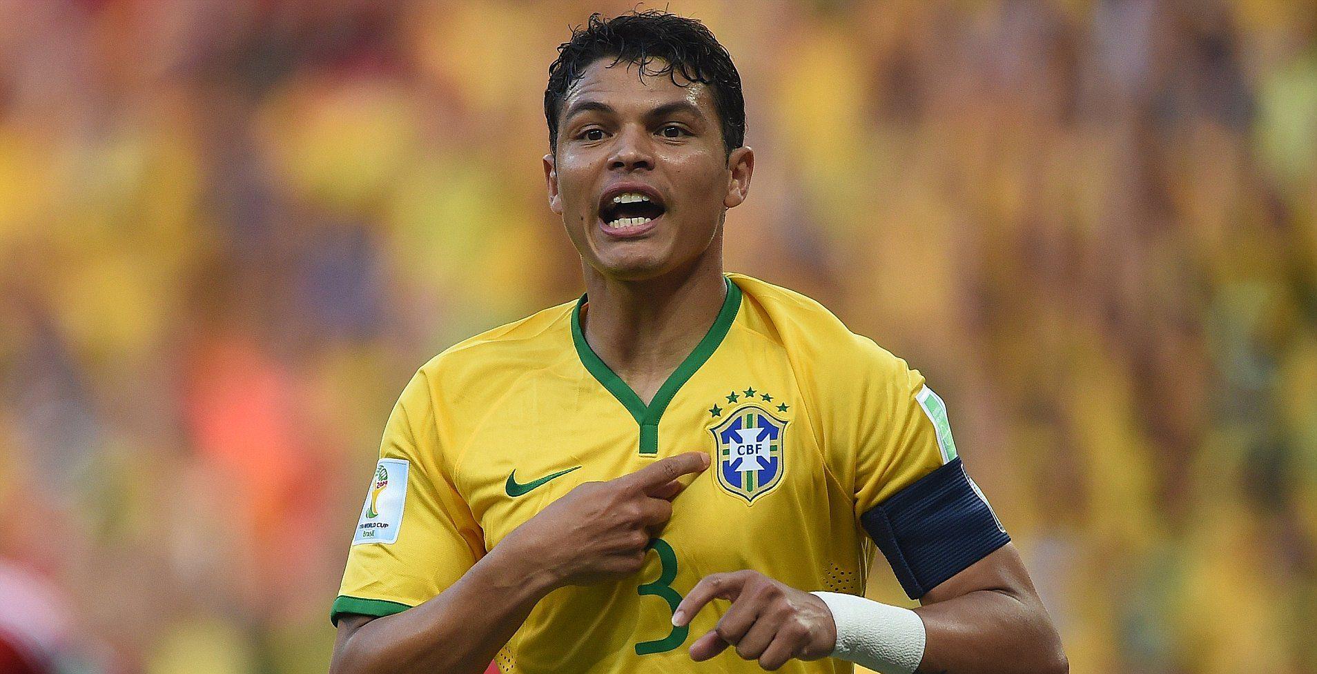 """Destinul lui Thiago Silva! În 2005 a avut tuberculoză și a fost salvat de soție: """"Aveam nevoie de îngeri păzitori"""". Sursă foto: goal.com"""
