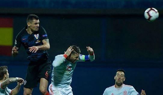 Lovren a recunoscut că l-a lovit intenționat pe Ramos pentru a-l răzbuna pe Salah. Sursă foto: espn.com