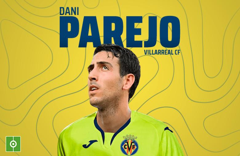 Dani Parejo la Villarreal. Sursă foto: besoccer.com