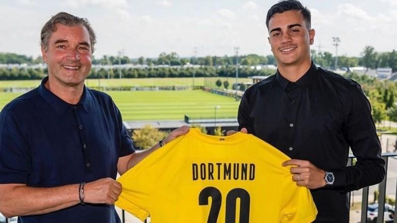 Reinier la Borussia Dortmund. Sursă foto: goal.com