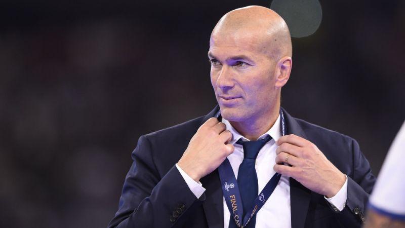 Zidane a spus care e jucătorul de la Real alături de care i-ar fi plăcut să joace. Sursă foto: goal.com