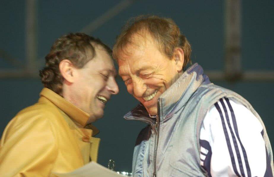 Doi fotbaliști ca ei nu vom mai avea! Relația specială dintre Dobrin și Balaci. Sursă foto: gsp.ro
