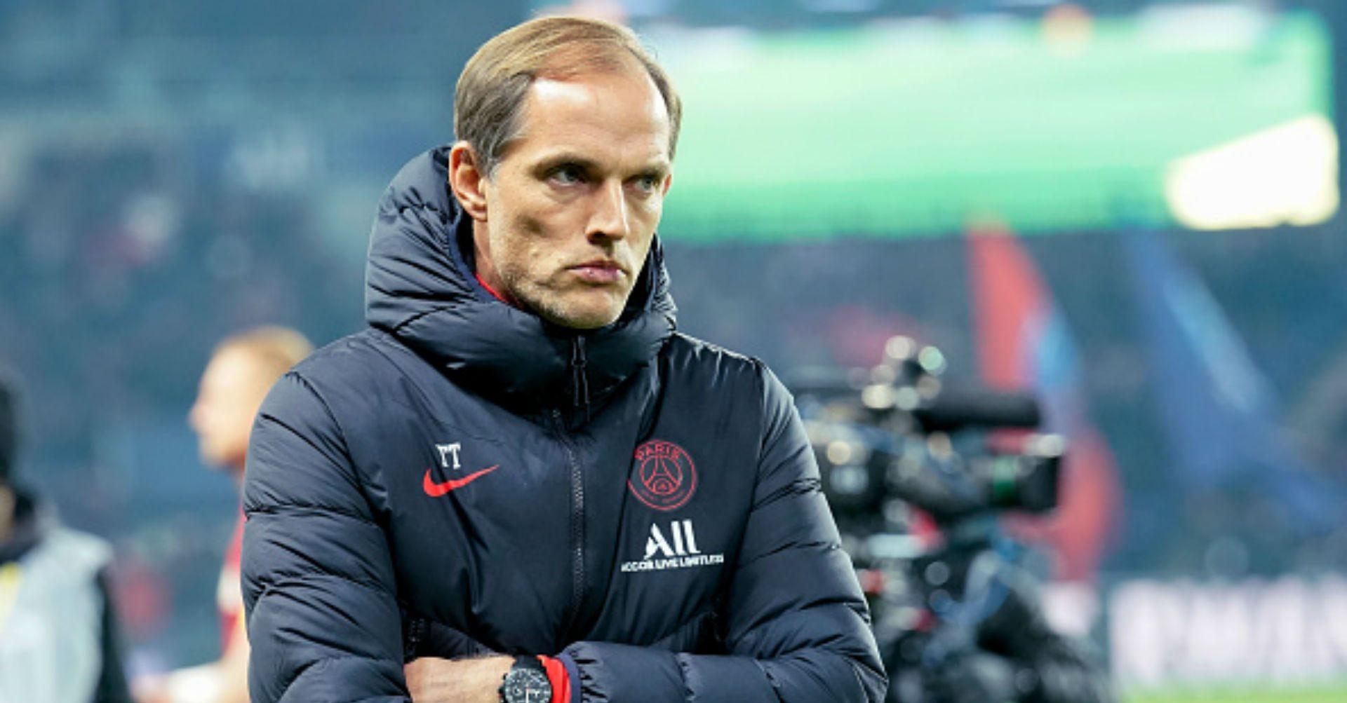 Replica dură a lui Tuchel pentru fanii lui Marseille. Sursă foto: goal.com