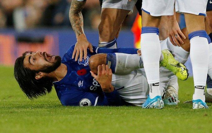Top 5 cele mai horror accidentări din Premier League. Video. Sursă foto: goal.com