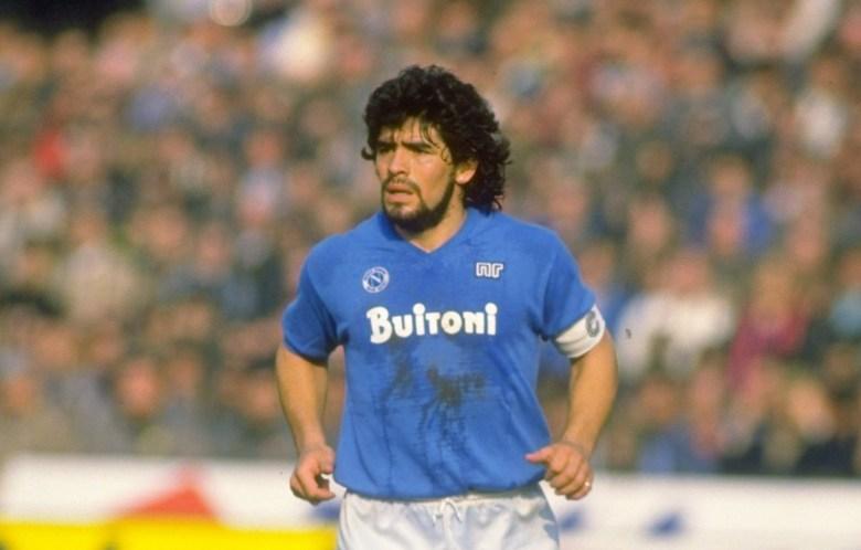 Diego Maradona. Sursă foto: goal.com