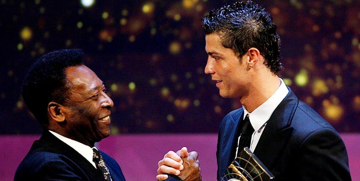 A înscris Pele mai multe goluri decât Cristiano Ronaldo. Sursă foto: goal.com