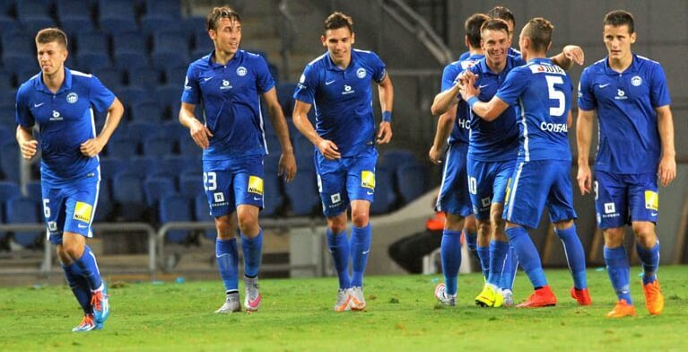 Cine e Slovan Liberec, adversara FCSB-ului. Sursă foto: looksport.ro