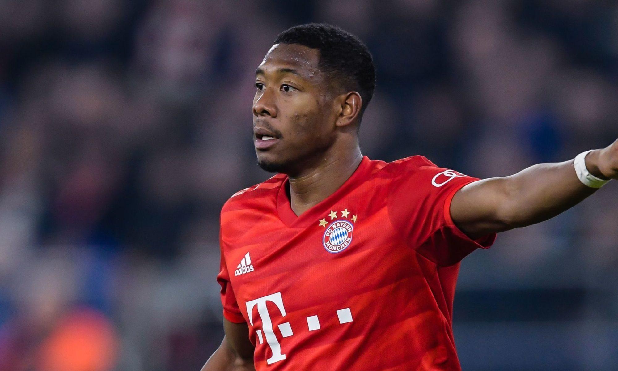 Suma colosală refuzată de Alaba pentru prelungirea contractului cu Bayern. Sursă foto: goal.com