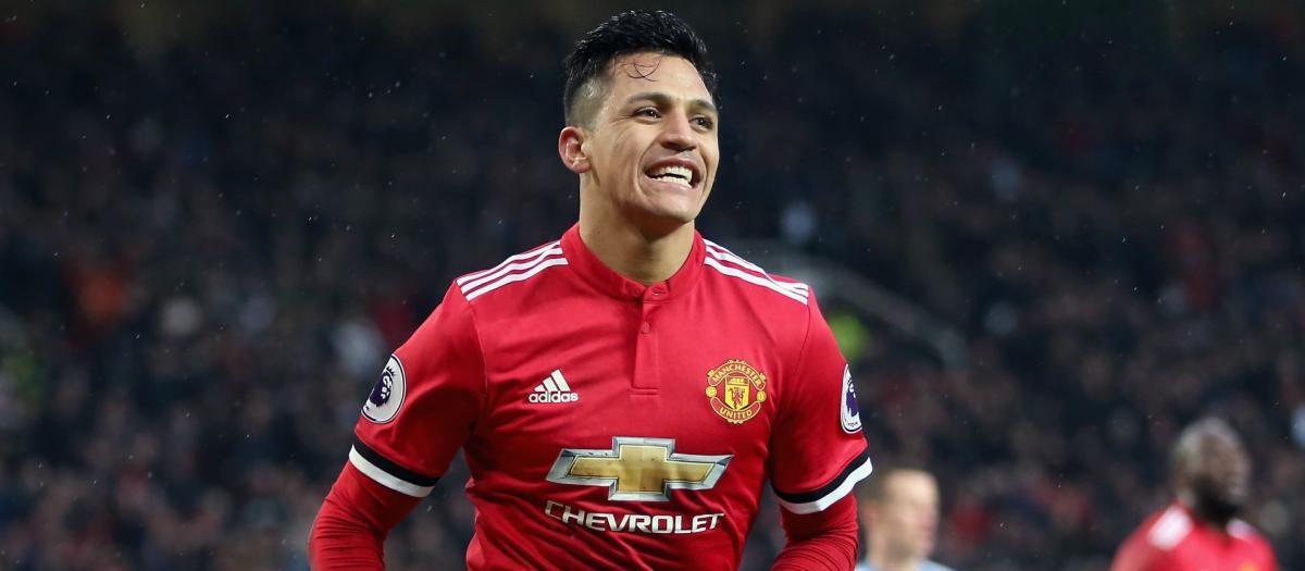 Pare jaf! Sanchez a luat bonusuri de 5 milioane de euro de la United, deși a dat doar 5 goluri. Sursă foto: goal.com