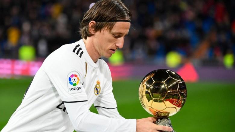 Luka Modric. Sursă foto: goal.com