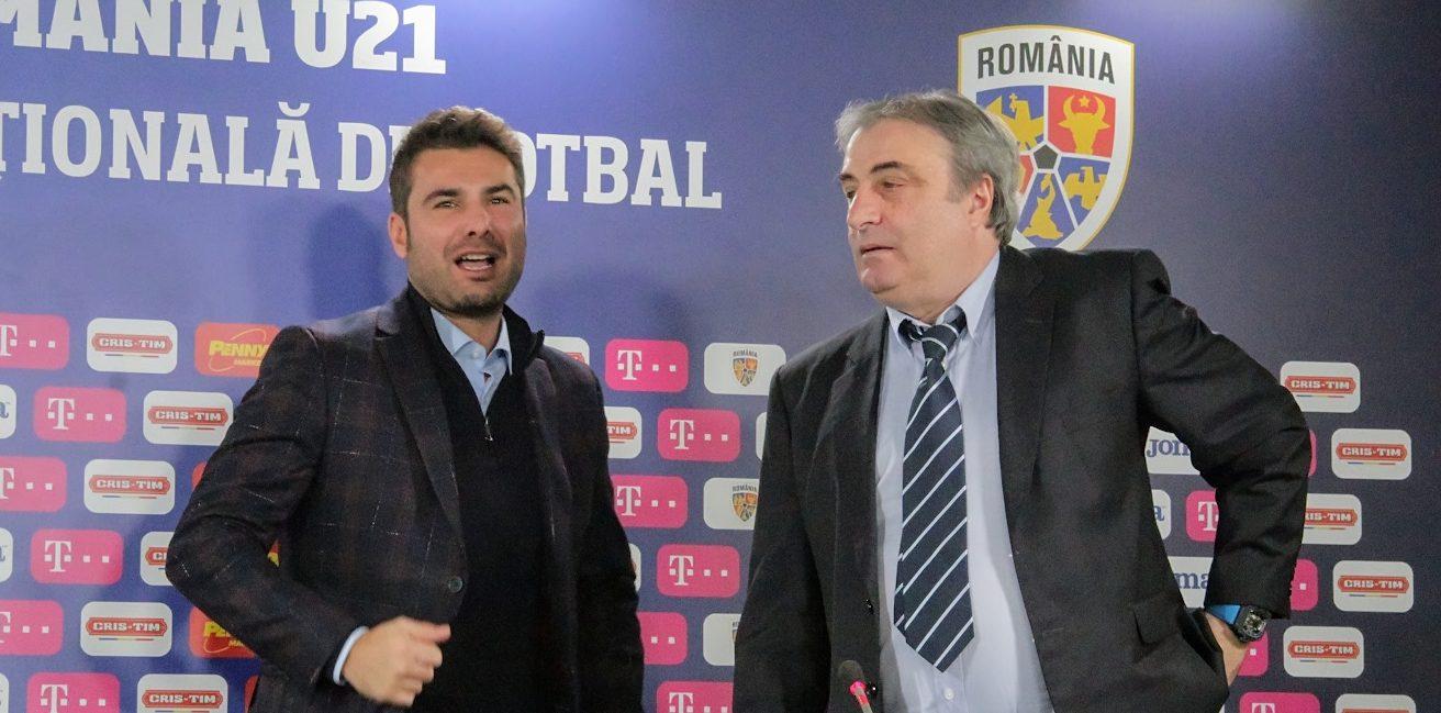 Prima reacție a lui Mutu după ce Stoichiță l-a înjurat la conferința de presă. Sursă foto: telekomsport.ro