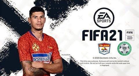 Top 10 cei mai buni jucători de la FCSB din FIFA 21. Sursă foto: youtube.com