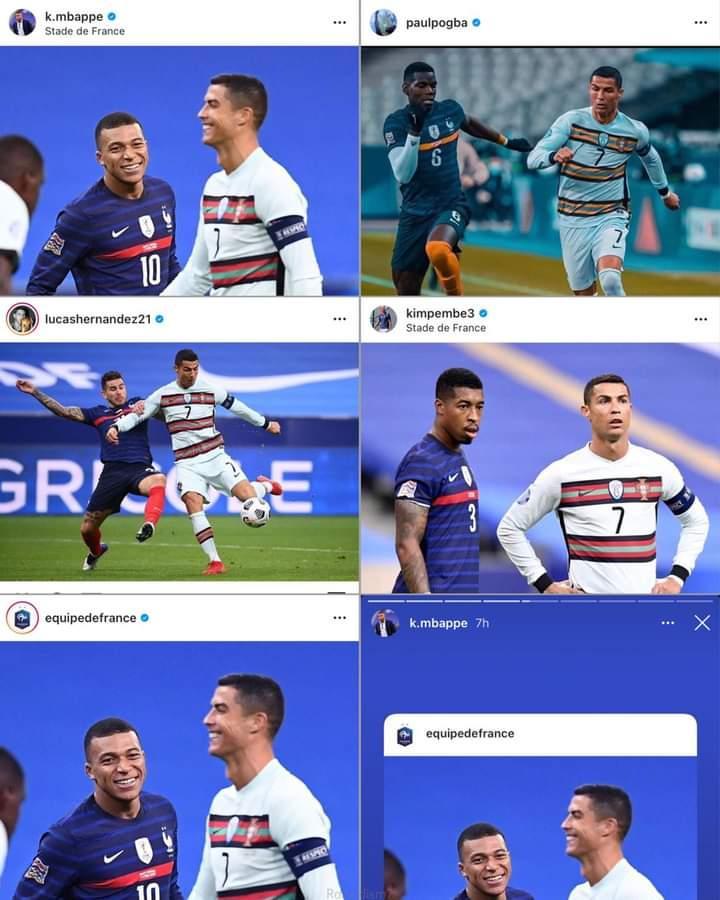 """Efectul"" Cristiano Ronaldo. Foto. Sursă foto: planetfootball.com"