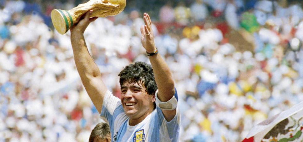QUIZ în memoria lui Diego Maradona. Sursă foto: goal.com