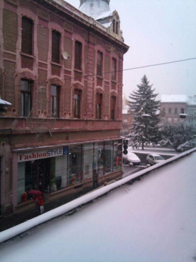 Nov 27 first snow 2013