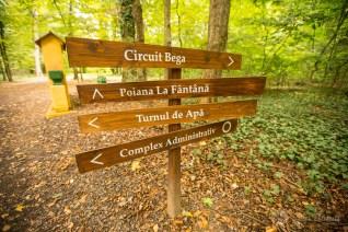der dendrologische Park Bazos