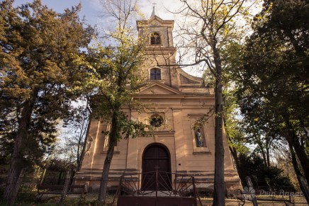 The Roman-Catholic Church of Clopodia
