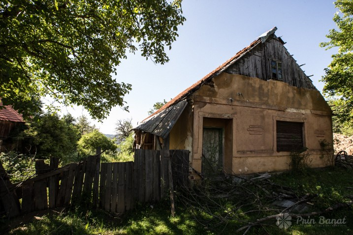 Lindenfeld, the abandoned village