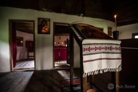 Die älteste Kirche aus Holz aus dem Banat