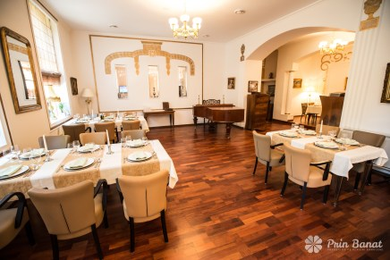Merlot Restaurant located in the Neptun Palace