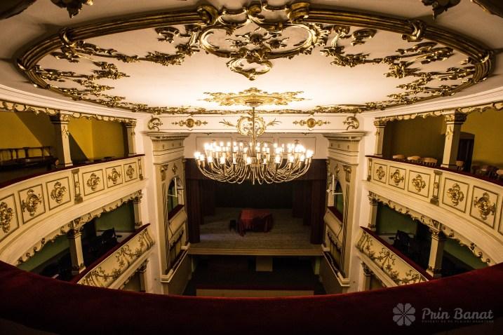 Teatrul Vechi Mihai Eminescu din Oravita