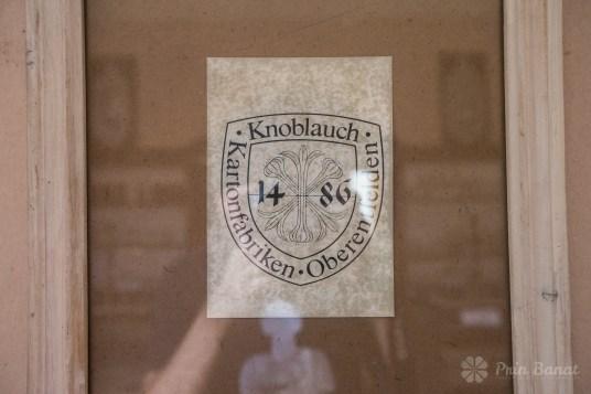 Knoblauch heraldry