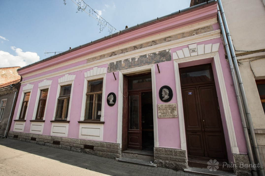 The Historical Pharmacy Museum in Oraviţa