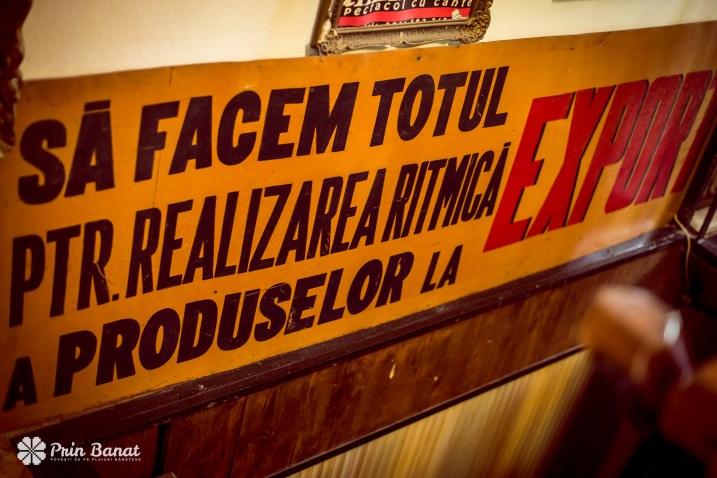 The Communist Consumer Museum of Timisoara. Copyright PRIN BANAT/ Flavius Neamciuc 2015. All rights reserved.