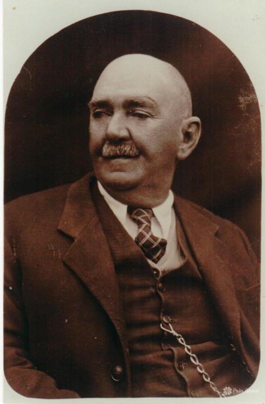 Ivan Mučalov around 1920/1921