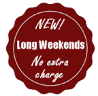 long-weekends