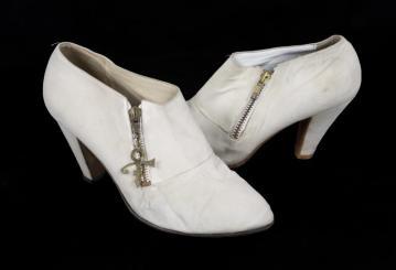prince blue white shoes