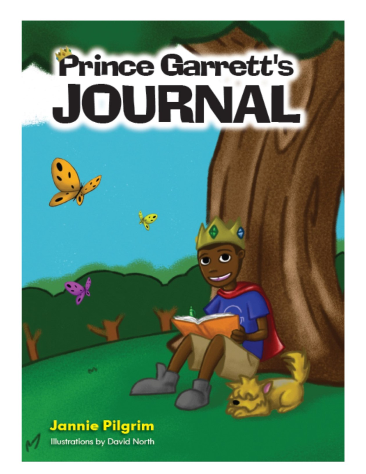 Prince Garrett's Journal