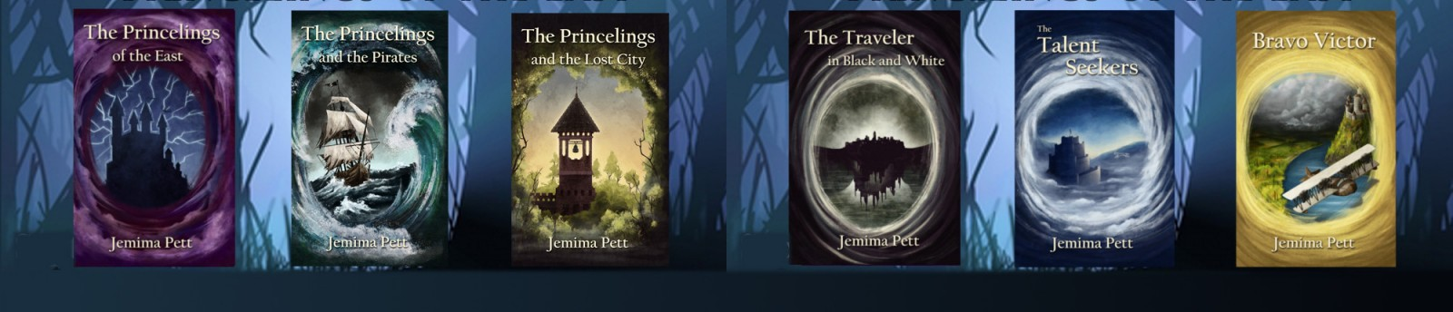 covers for the princelings series