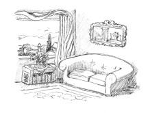 Nimrod's apartment