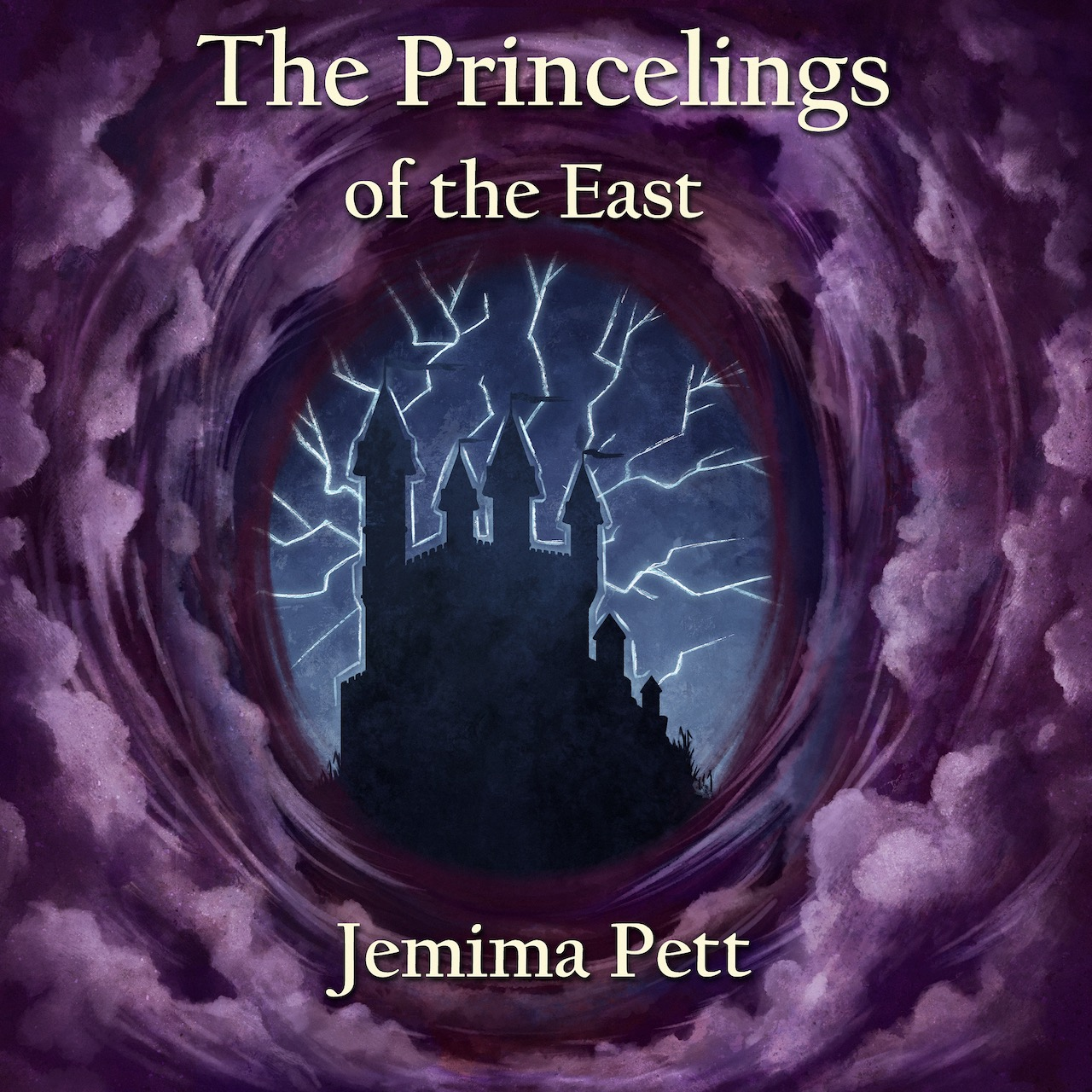 Princelings as Audiobooks