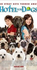 Hotel For Dogs released in 2009