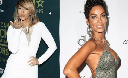Actress LisaRaye Slams Nicole Murphy's Alleged Married Man